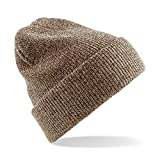 Heritage Style Beanie Hat one size,Heather Oatmeal