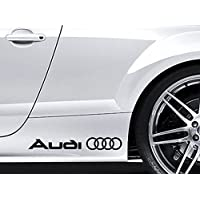 Suchergebnis Auf Amazonde Für Audi Aufkleber Auto Motorrad