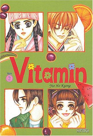 [EPUB] Vitamin, tome 2