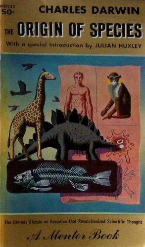 Darwin Charles : Origin of Species (Mentor Series) by Professor Charles Darwin (1982-01-01)