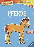 Pferde (Spiel & Spaß - Sticker-Malspaß)