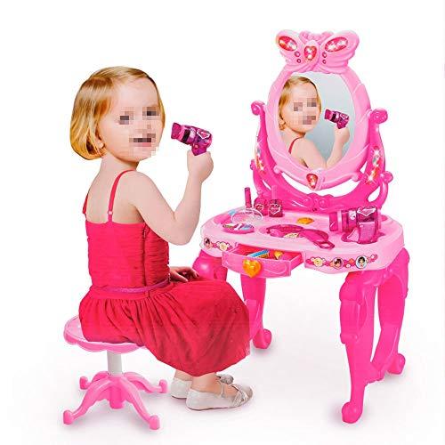 Aparador maquillaje espejo glamour niñ Juego imaginación