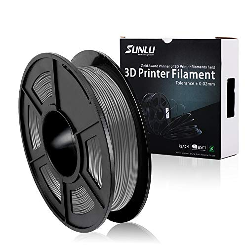 3D Printer Filament TPU,TPU Filament 1.75 mm SUNLU,Low Odor Dimensional Accuracy +/- 0.02 mm 3D Printing Filament,1.1LBS (0.5KG) Spool,Green TPU