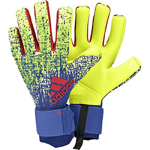 quality design d70a4 7e928 adidas Pred Pro Goalkeeper Gloves, Unisex Adult, unisex-adult, DN8581, solar