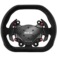Thrustmaster - Competition Wheel Add-on Sparco P310 Mod – Réplique 1/1 du volant GT Sparco P310 en cuir suédé