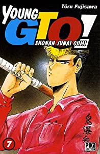 Young GTO Edition simple Tome 7