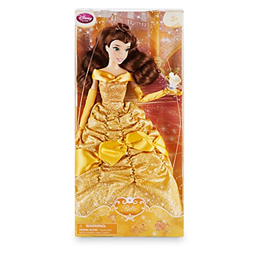 2fe571893b 51% OFF on NEW 2016 Disney Store Princess Belle with Chip and Beast Classic  Doll Set ~ Beauty & the Beast on Amazon | PaisaWapas.com