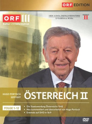 Folge 1-12 (ORF3 Edition) (6 DVDs)