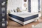 naturalex Matelas PerfectSleep - Noyau UHR Bi Densité Blue Latex et Aquapur - Très Respirant - 16 cm - 140 x 200 cm