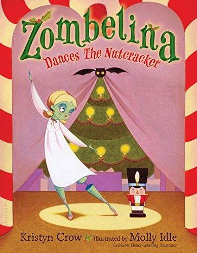 Zombelina Dances the Nutcracker Cover Image