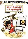 Le Petit Spirou, tome 17 : Tout le monde te regarde !