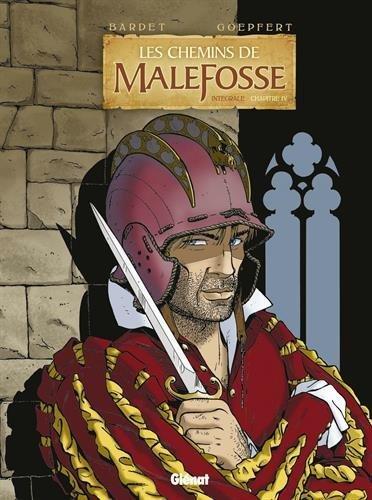 Les Chemins de malefosse - Intégrale Chapitre II de Daniel Bardet (12 février 2014) Album