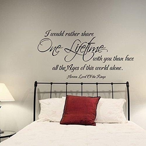 senor-de-los-anillos-arwen-de-por-vida-una-pared-romantico-para-pared-amor-diciendo-cita-de-pared-le