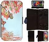 Flip Cover Größe L Universal Schutz Hülle Handy Tasche