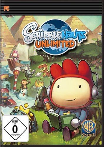Scribblenauts Unlimited [PC Code - Steam]