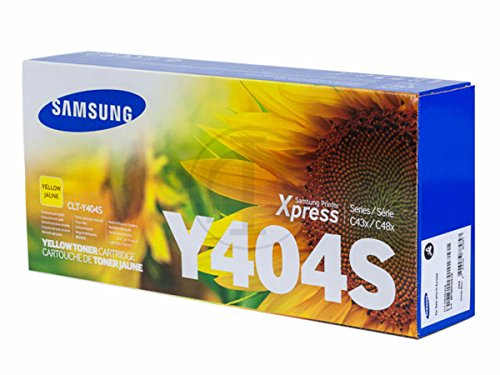Preisvergleich Produktbild Samsung original - Samsung Xpress C 480 (C404Y / CLT-Y 404 S/ELS) - Toner gelb - 1.000 Seiten