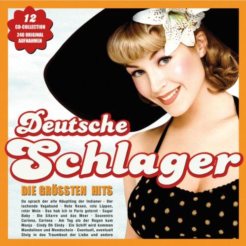 Deutscher Schlager- Die größten Hits [Import allemand]