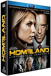 Homeland - Saison 2 [Blu-ray] (B00D19YGGG) | Amazon price tracker / tracking, Amazon price history charts, Amazon price watches, Amazon price drop alerts