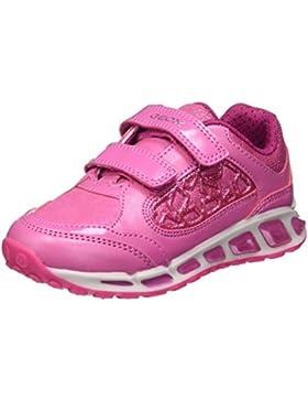Geox Mädchen J Shuttle Girl A Sneaker