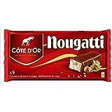 Côte d'Or Nougatti 9x30g soit 270g Envoi Rapide Et Soignée ( Prix Par Unité )