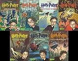 Harry Potter - Harry Potter und der Stein der Weisen / Harry Potter und die Kammer des Schreckens / Harry Potter und der Gefangene von Askaban / Harry Potter und der Feuerkelch / Harry Potter und der Orden des Phönix / Harry Potter und der Halbblutprinz / / Harry Potter und die Heiligtümer des Todes