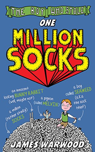 The Boy Who Stole One Million Socks by James Warwood