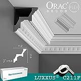 Orac Decor C211F Eckleisten flexibel 1 Karton SET 10 Stuckleisten | 20m