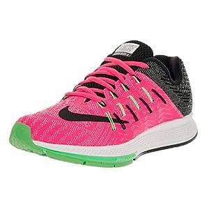 Nike Wmns Air Zoom Elite 8, Zapatillas de Running para Mujer, Rosa (Pnk Blast/Blk-White-Elctrc Grn), 37 1/2 EU