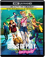Birds of Prey: And the Fantabulous Emancipation of One Harley Quinn (4K UHD &