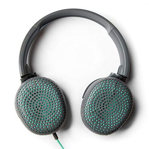 Skullcandy Riff S5PXY-L637 On-Ear Headphone with Mic (Gray/Speckle/Miami) Image 5