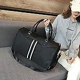 BLLOLE Sporttasche Große Kapazität Reise Geschäft große Kapazität Schuhe Gepäck Taschen