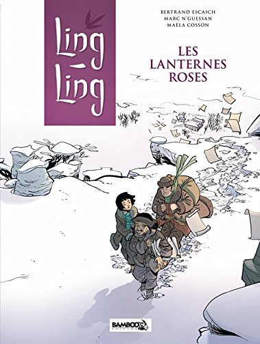 Ling-Ling 2 : Les lanternes roses