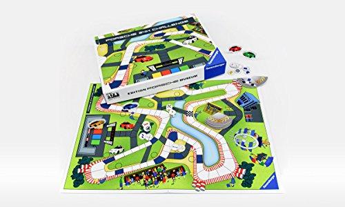 Original Porsche 24h Challenge Kinderspiel Gesellschaftsspiel Limitiert Ravensburger MAP07024014