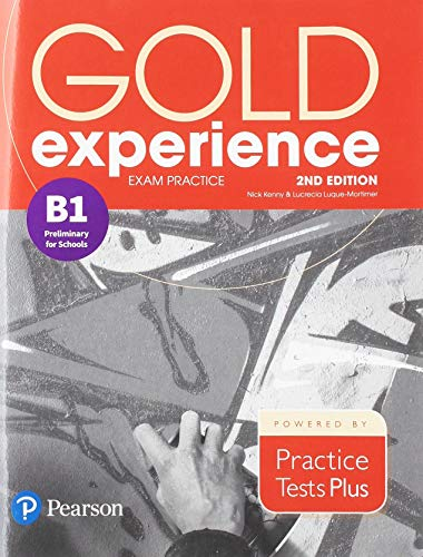 Gold Experience 2nd Edition Exam Practice: Cambridge