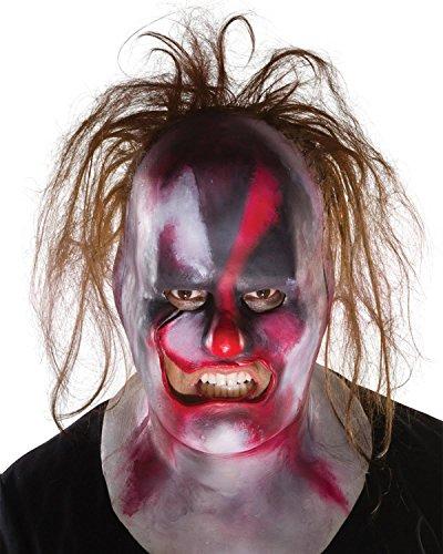 Slipknot Clown Maske 2016 - original Lizenz (Maske Slipknot Clown)