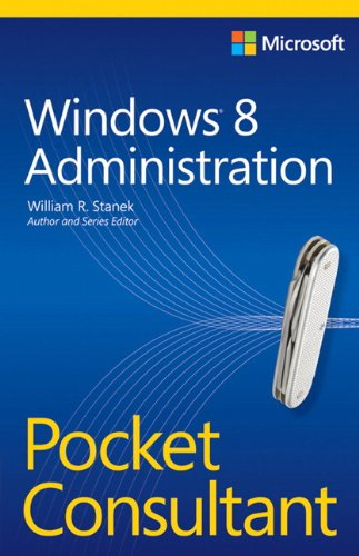 Windows Administration Pocket Consultant