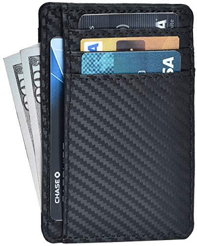 Clifton Heritage Leder-Geldbörse für Damen und Herren - Kleines Portemonnaie