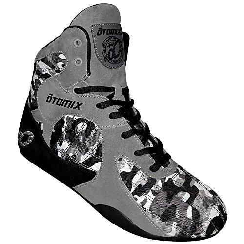 Otomix STINGRAY ESCAPE Fitness Bodybuilding Schuhe - Grey Camo / Grau