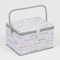 Grande boîte à Couture/Organiseur–Haby Mots   Hobbygift MRL \ 439  24x 31x 20cm