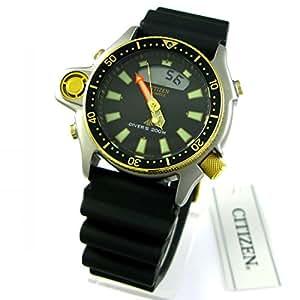 CITIZEN Promaster Aqualand JP2004-07E Orologio Subacqueo Diver Professionale TOP: Amazon.it: Orologi