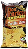 Don Enrico Tortilla Chips Sour Cream, 10er Pack (10 x 175 g)