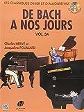 Méthodes et pédagogie LEMOINE HERVE Charles / POUILLARD Jacqueline - De Bach à nos jours Vol.3A