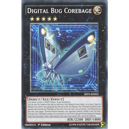yugioh-shvi-en055-1st-ed-digital-bug-corebage-common-card-shining-victories-by-deckboosters