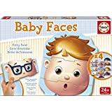 Educa Borras Baby Faces Game
