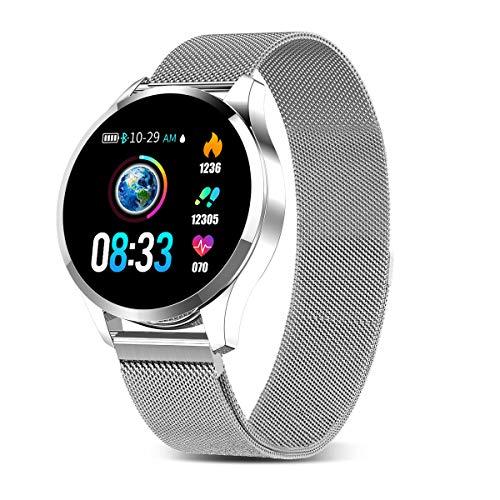 GOKOO Montre Connectée Femme Homme Smartwatch Sport...
