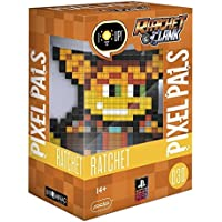 Figurine - Pixel Pals - Sony Ratchet and Clank