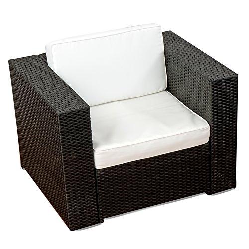 XINRO® 1er Premium Lounge Sessel