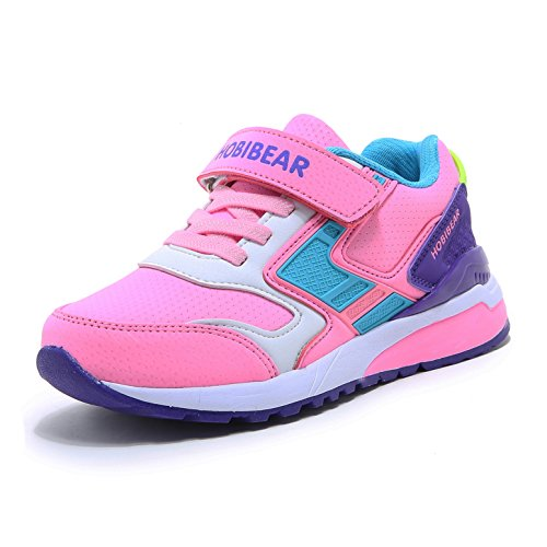 Sneaker Kinder Laufschuhe Jungen Hallenschuhe M?dchen Turnschuhe Outdoor Leicht Sportart Schuhe f¨¹r Unisex-Kinder