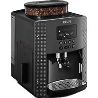 Krups EA 815B Independiente Totalmente automática Máquina espresso 1.8L Negro - Cafetera (Independiente,