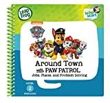 Best Paw Patrol Kid Books - Leapstart Preschool: Around Town with Paw Patrol Activity Review